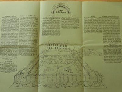 18 Guidebook Hestercombe House Garden 1980 Somerset Fire Brigade