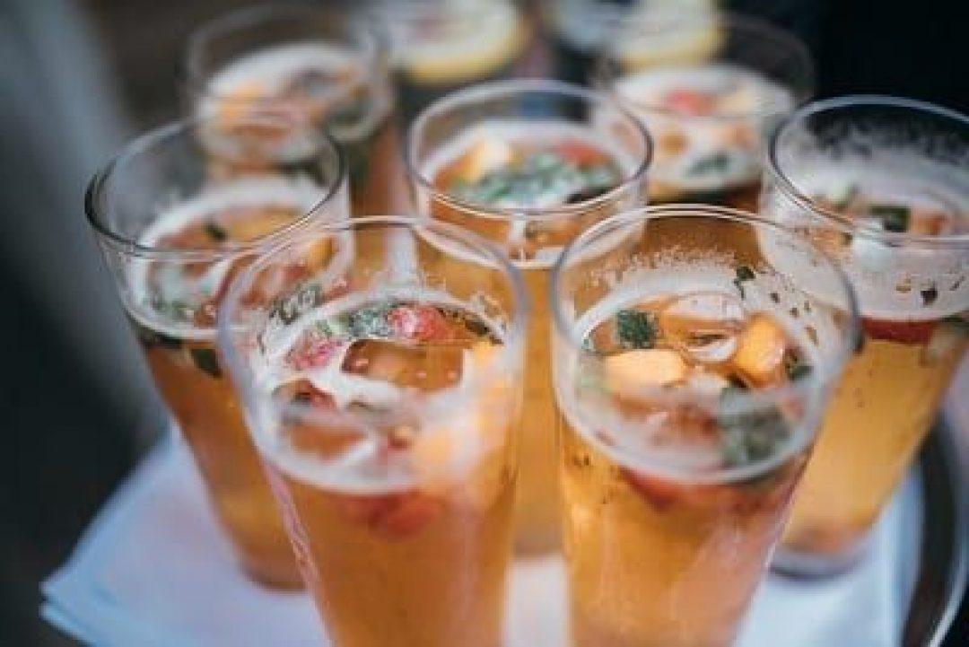 Hestercombe Wedding Food drink