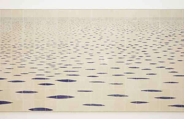Tania Kovats, Sea Mark, 2014
