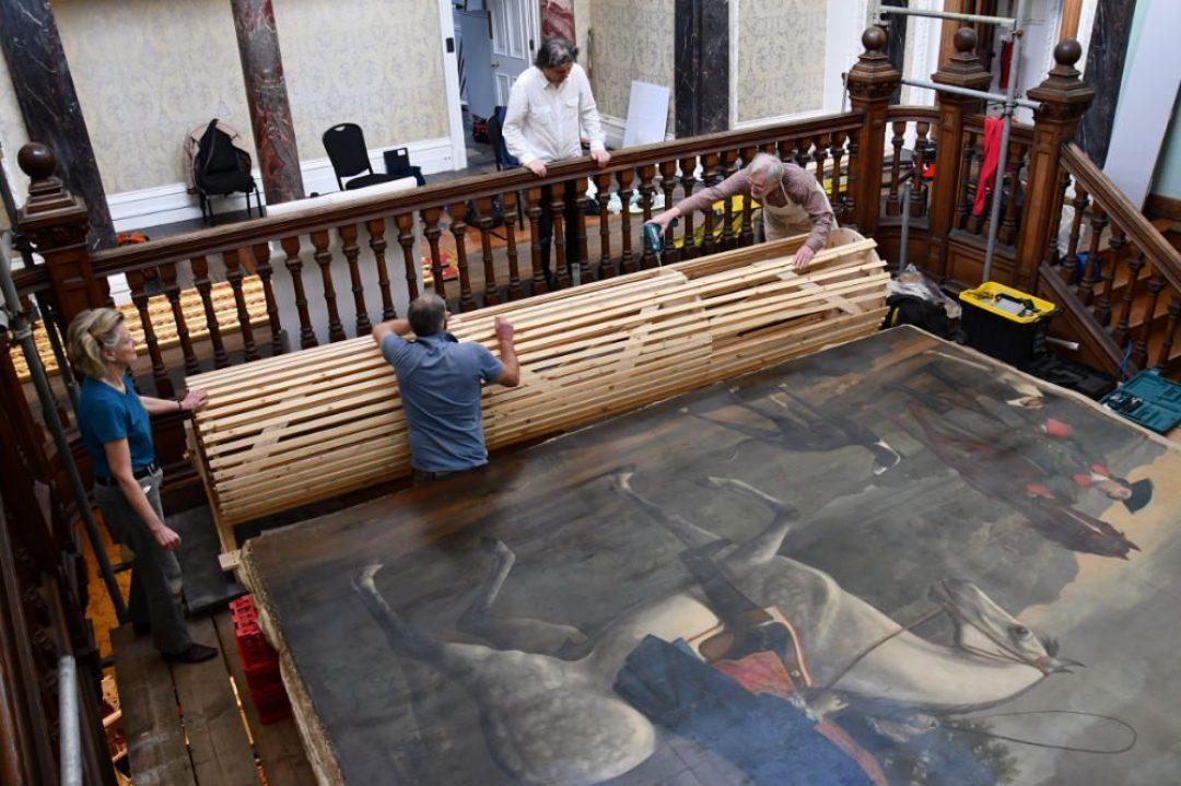 Jon England hestercombe painting bampfylde 300 DSC 2749 i rdcd JE