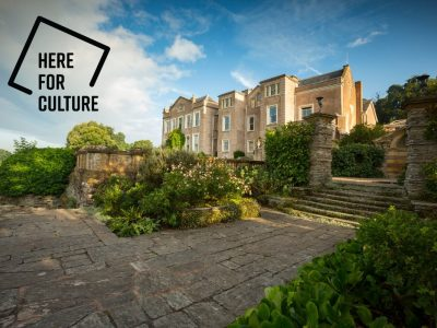 Hestercombe House culture recovery grant hereforculture 529 A2605