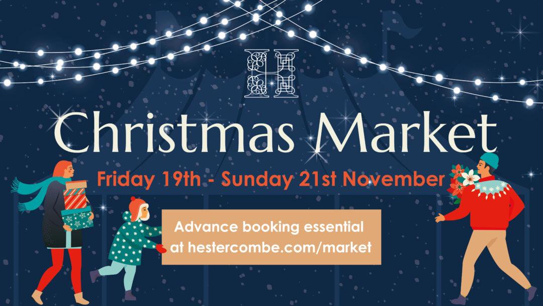 Christmas Market at Hestercombe
