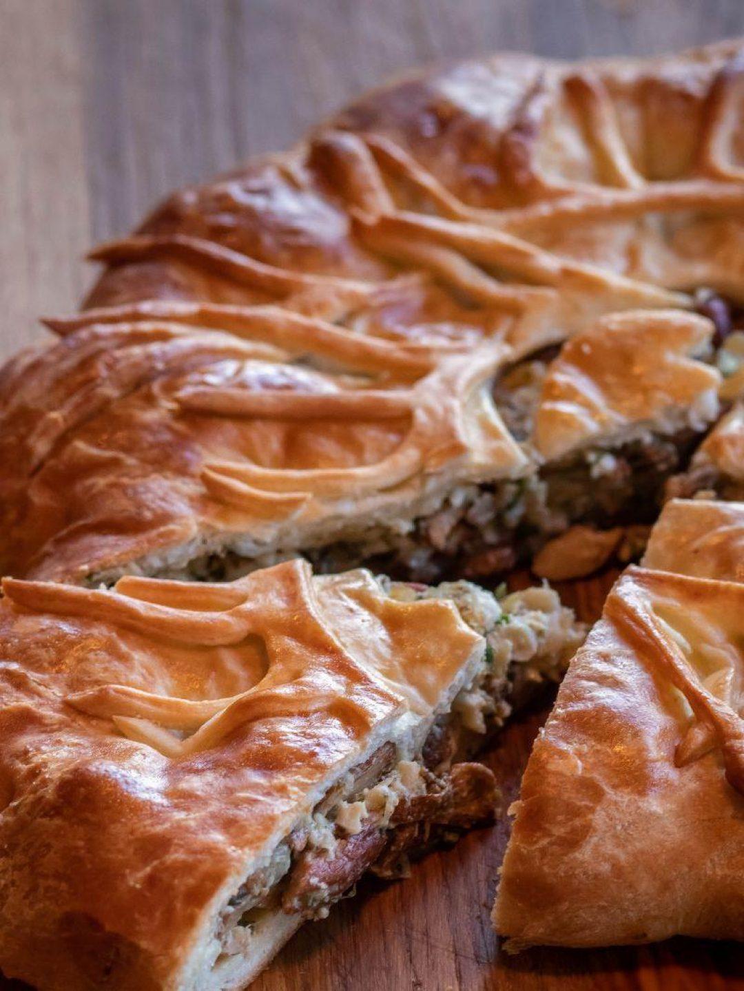 Takeaway pie night Hestercombe