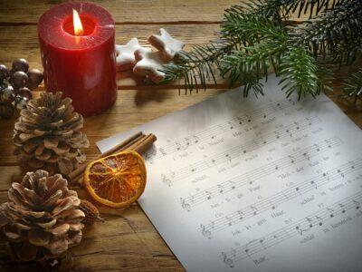 Christmas carols concert hestercombe