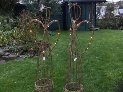 Willow angels workshop christmas at hestercombe