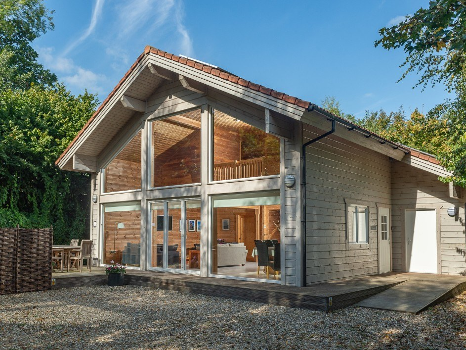 Mill Meadow eco holiday homes