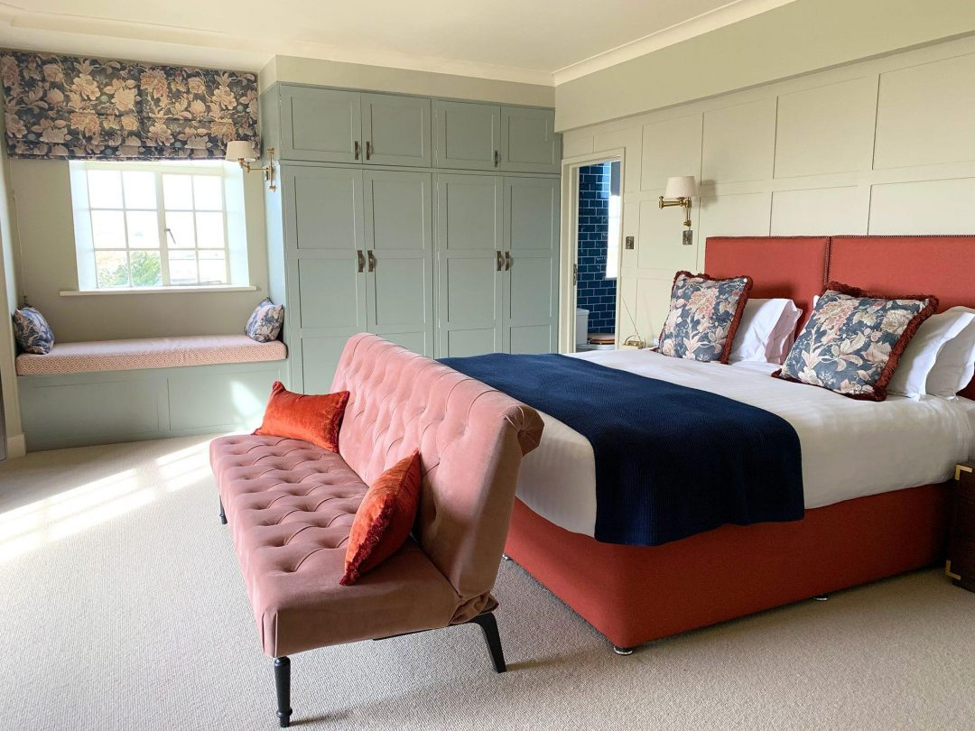 Where to Stay ~ Castle Suite, Castle hotel Taunton