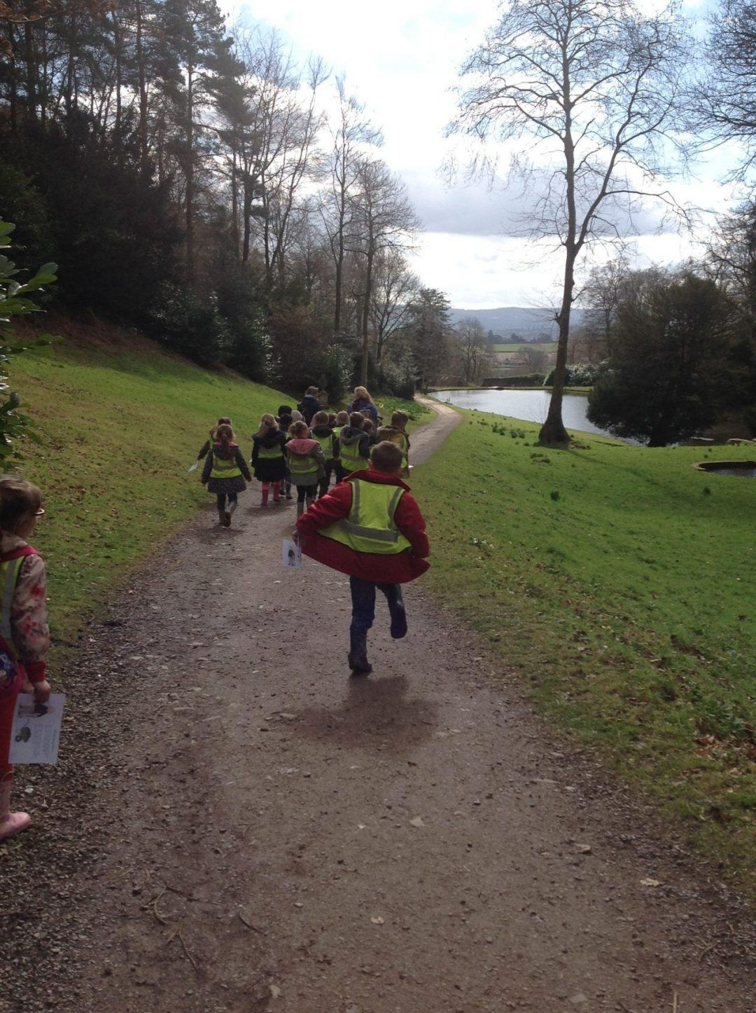 Eastover Primary School education learning at Hestercombe