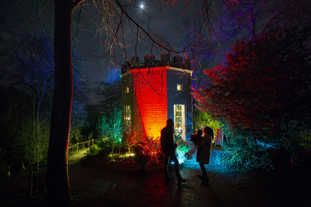 Father Christmas's Grotto at Hestercombe Gardens