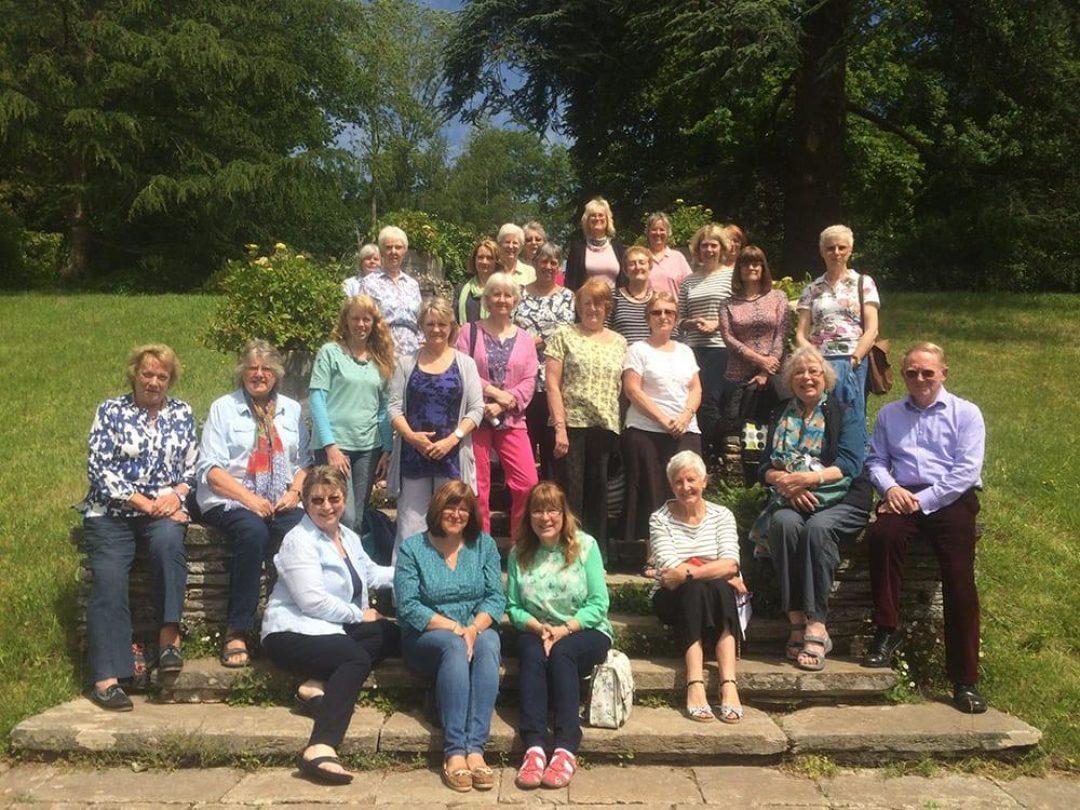 Group of volunteers June 2015