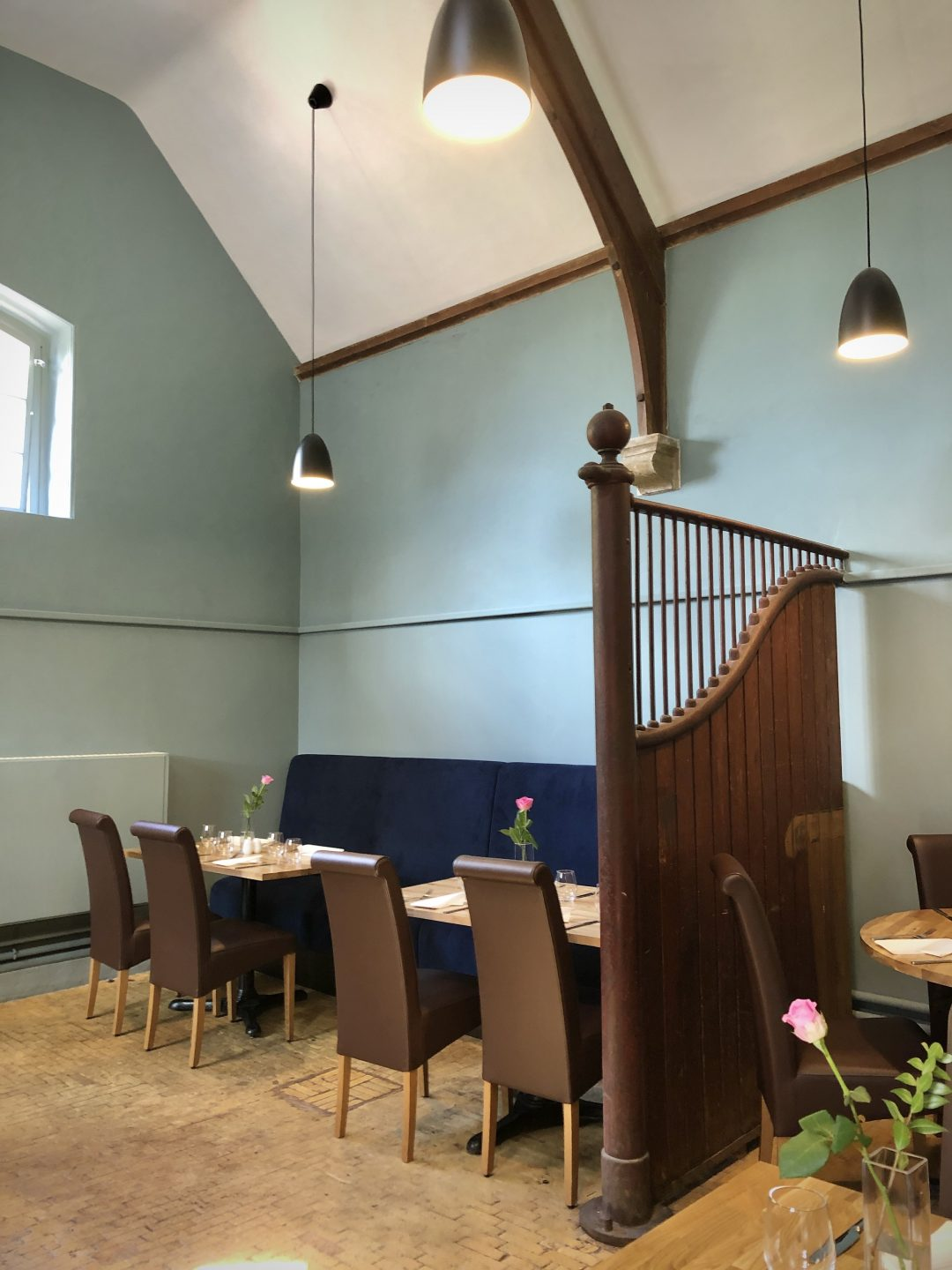 Stables Restaurant, the Lutyens Room at Hestercombe Gardens
