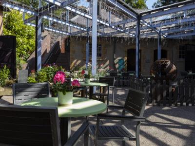 Stables Courtyard Restaurant - Brunch at Hestercombe