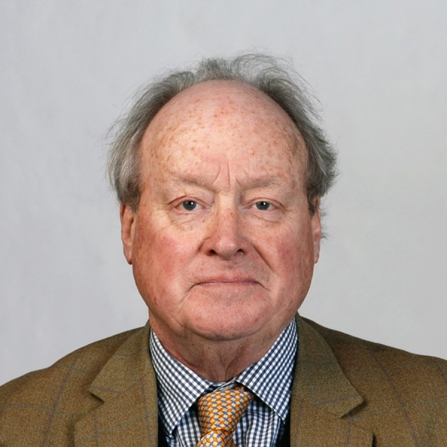 Sir Andrew Burns KCMG